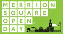 Open Day at Merrion Square on 24th August 2013
